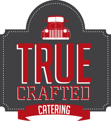 True Crafted Catering Logo